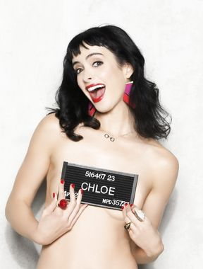 Krysten Ritter shows pussy and nude ass