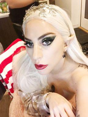 Lady Gaga bondage and pussy gallery
