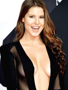 Amanda Cerny remarkable naked boobs