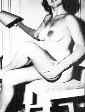 Joan Blondell NUDE Pussy Photos