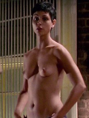 Morena Baccarin nude pics exposed