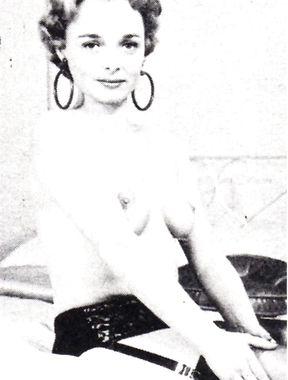 Donna Reed Nude Photos Perky Tits!