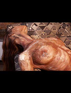 Dioni Tabbers nude art pics