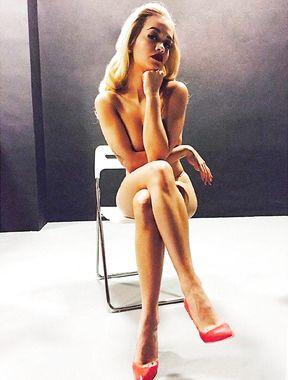 Rita Ora nude photos exposed