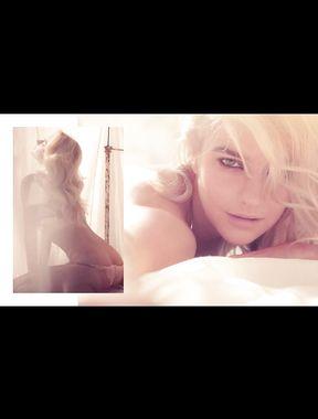 Tess Jantschek goes nude for Playboy magazine