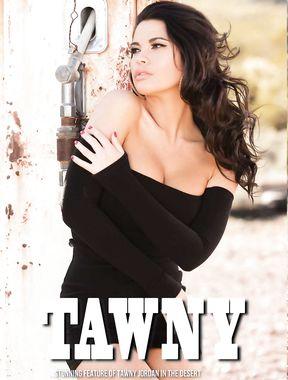 Tawny Jordan goes sexy for Players Magazine