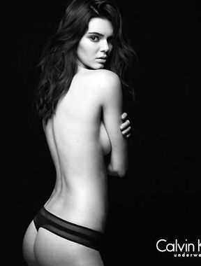Kendall Jenner nude and sexy lingerie moments