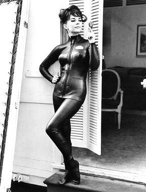 Stunningly Beautiful Russian Woman Natalie Wood