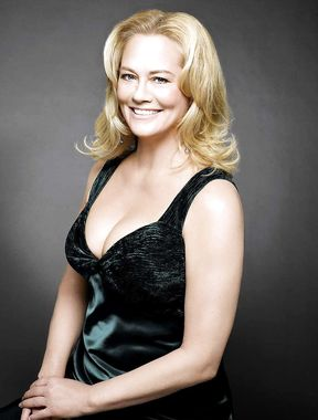 Cybill Shepherd cleavage and hot pics