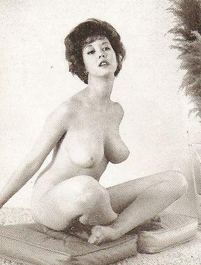 Gaby Ryke topless