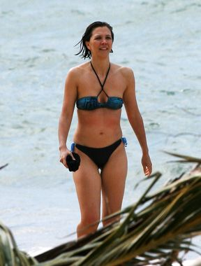 Maggie Gyllenhaal bikini