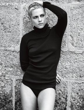 Kristen Stewart panties exposed