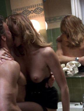 Natasha Henstridge sex scene