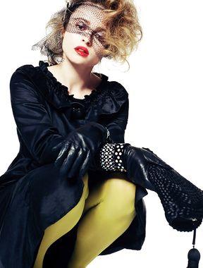 Helena Bonham Carter upskirt