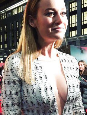Brie Larson Sexy