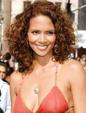 Halle Berry nipples