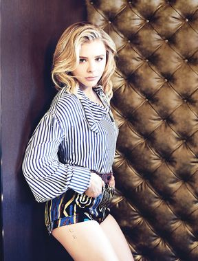 Chloë Grace Moretz Sexy