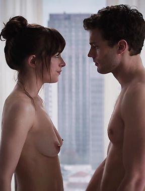 Dakota Johnson sex scene
